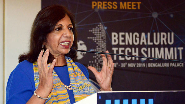 Covid Vaccine Would Be Available By June Says Kiran Mazumdar Shaw