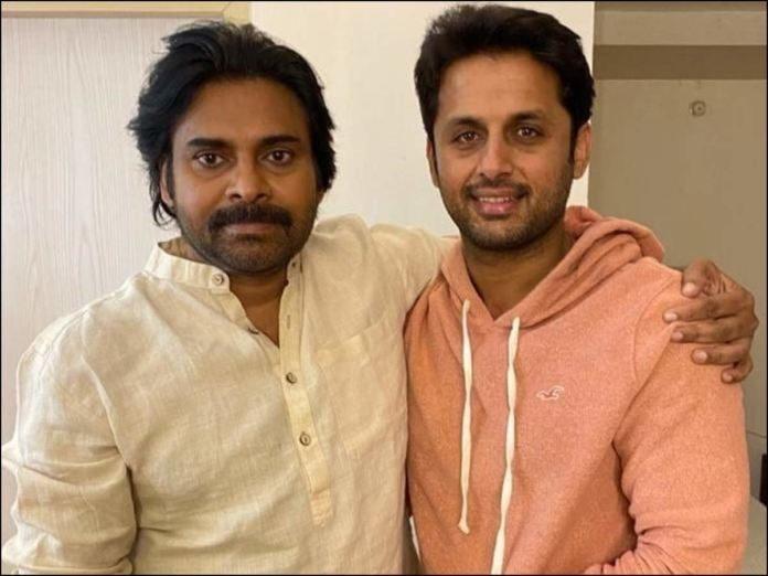 Nithiin Alongside Pawan Kalyan In Ayyappanum Koshiyum Remake?