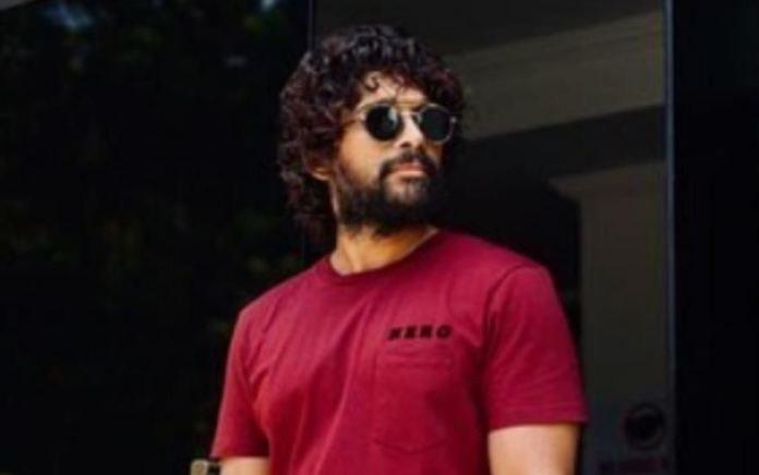 Allu Arjun Flies To Rajahmundry To Recommence Pushpa Shoot