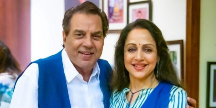 Hema Malini And Dharmendra Rejoice As They Welcome Twin Granddaughters