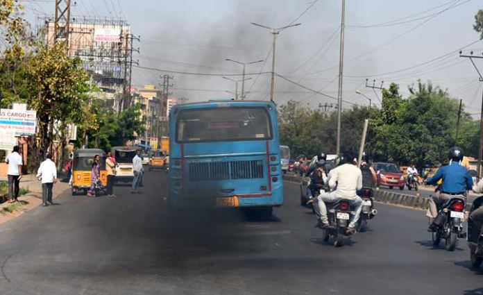 Continuous Ambient Air Quality Monitoring Stations To Be Set Up In Hyderabad