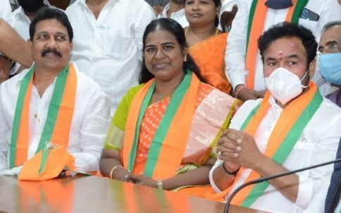 Yet Another Senior Leader To Jump From Congress To Bjp!