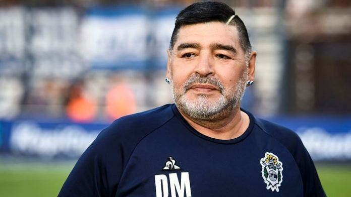 Whole India Pays Greatest Tribute To The Football Legend Diego Maradona