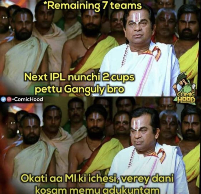 Internet Gets Inundated With Meme Fest After Mumbai Indians Wins In Ipl