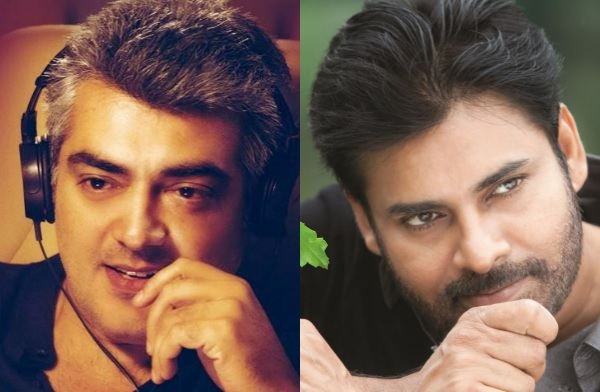 Top Producer's Private Party To Pawankalyan And Ajith