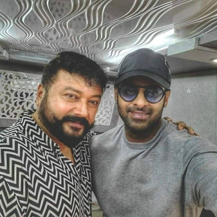 Malayalam Superstar Joins Radhe Shyam Shoot
