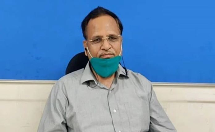 Covid Positivity Rate Dropped To 13% In Delhi Says Health Minister Satyender Jain