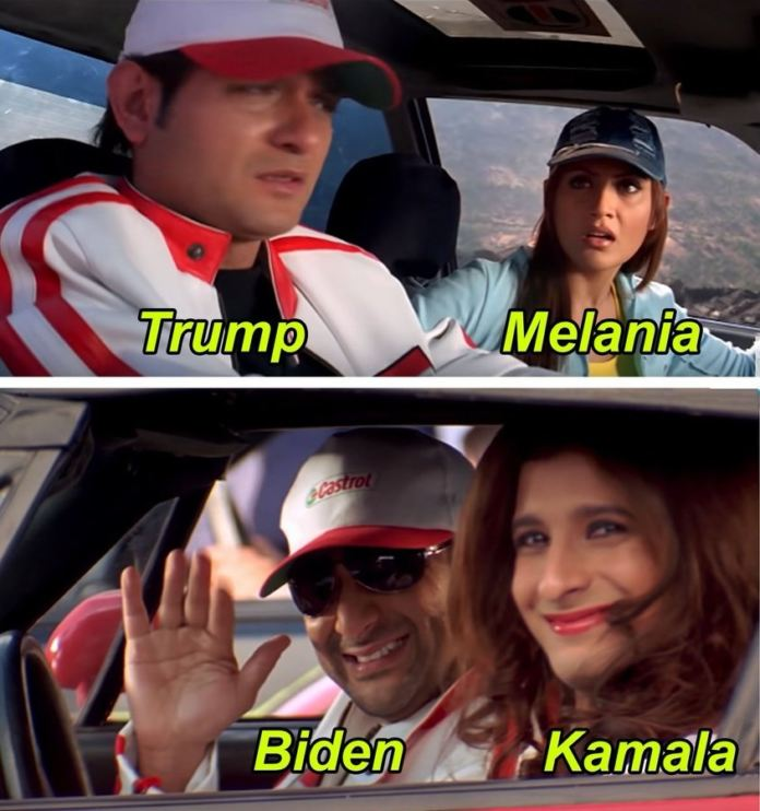 Hilarious Indian Memes On Donald Trump's Loss Take The Internet By Storm