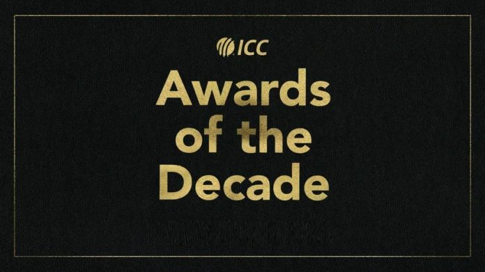 Icc Awards: India And Australia Dominate The Decade