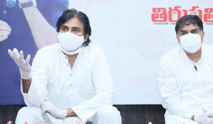 Pawan: Our Fight Will Not Stop Until Farmers Get Their Justice