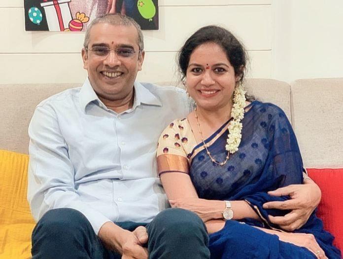 Pic Talk: Singer Sunitha Engagement