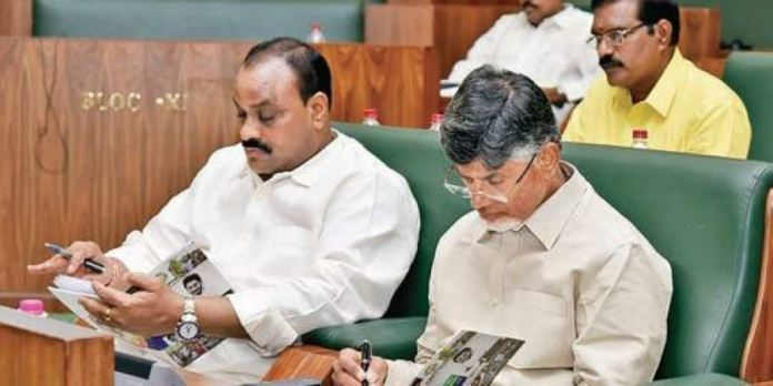 Assembly Sessions Turn Out To Be Suspension Parade For Tdp