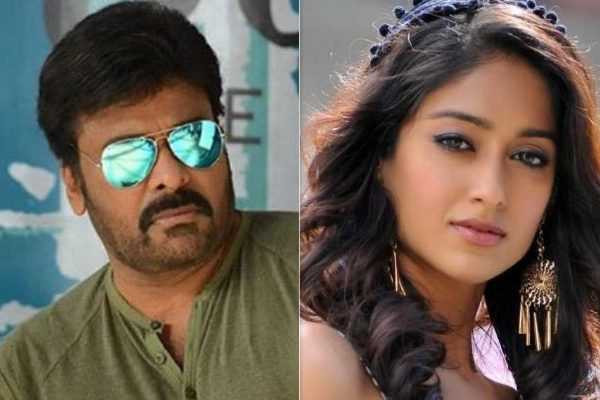 Ileana In Talks For Chiranjeevi's Lucifer
