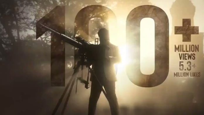 Kgf 2 Teaser Going On A Rampage Crossed 100 Million Views