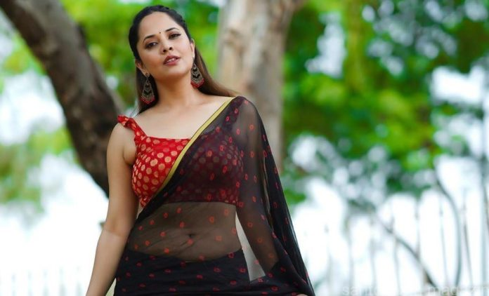 Anasuya Shares About Developing Covid Symptoms; Many Celebs At Risk!?