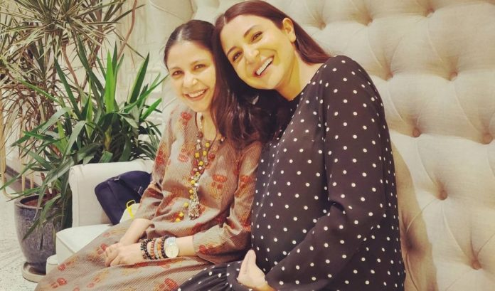 Anushka Sharma Shares A Cosy Pic With Celeb Stylist Ameira On Her Birthday