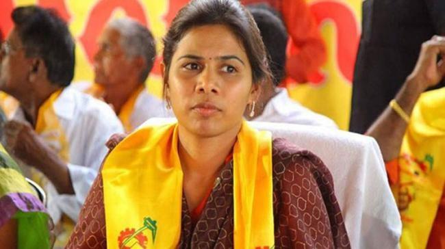 Bhuma Akhila Priya Was Made A1 In Kidnapping Case