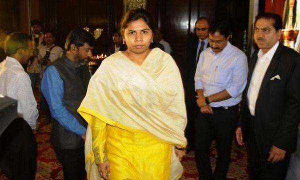 Bhuma Akhila Priya Was Shifted To Chanchalguda Jail