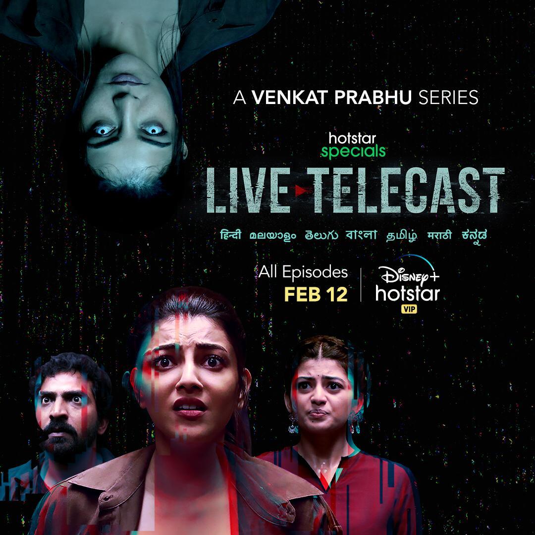Live-telecast