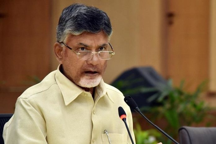 Chandrababu is the A1 in the Ramathirtham incident : Nellimarla police