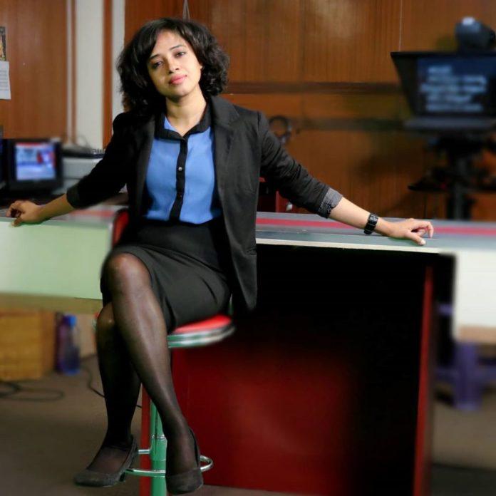 TV 9 Devi responded in Balayya style