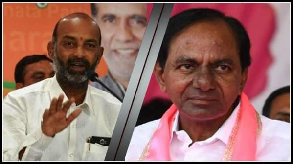 Sanjay alleged that KCR is afraid of the repetition of Dubbaka, GHMC results in Nagarjunasagar by-elections.