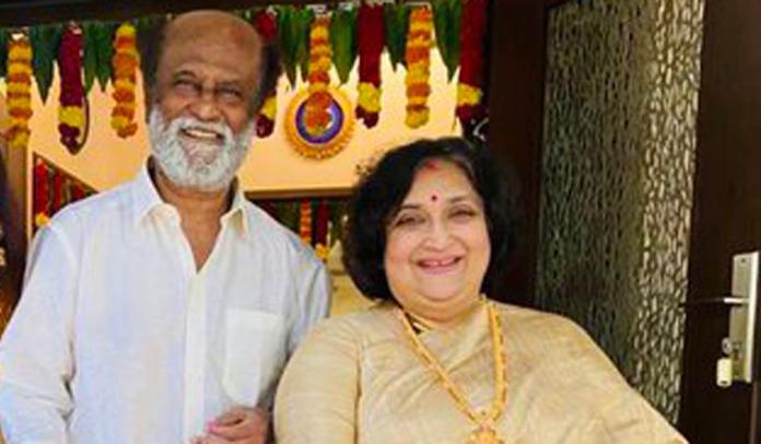 Lata Rajinikanth Has Indirectly Helped The Recent Agitation In Chennai