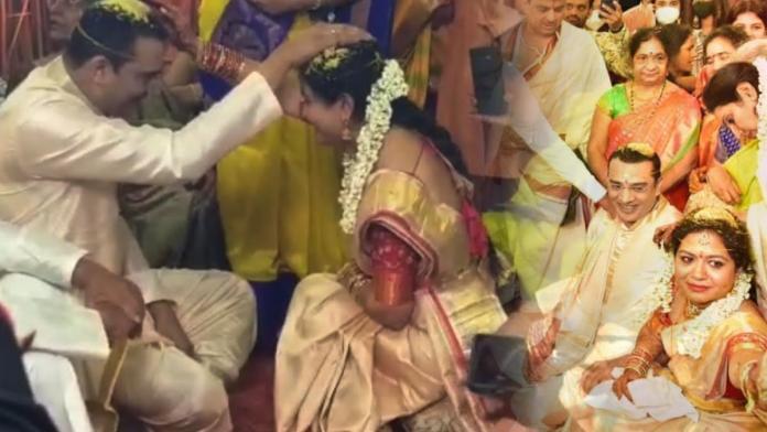 Singer Sunitha Was Married To Ram Veerapaneni