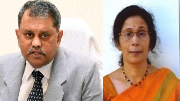 Nimmagadda Ramesh Kumar Removed The Sec Secretary, Vani Mohan From Her Duties