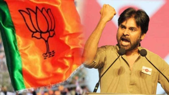 Janasena committee will work in coordination with the BJP