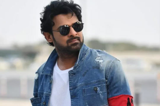 Prabhas Encouraging More Young Talent