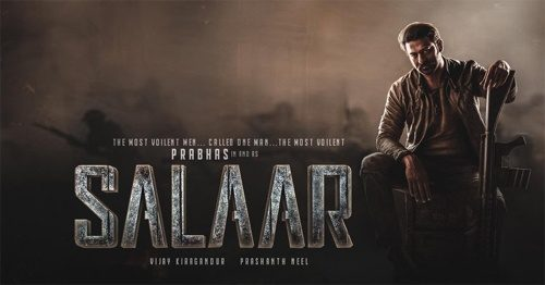 Prabhas's Salaar To Be Launched Tomorrow