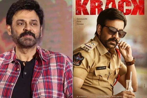 Venkatesh Missed A Good Opportunity?