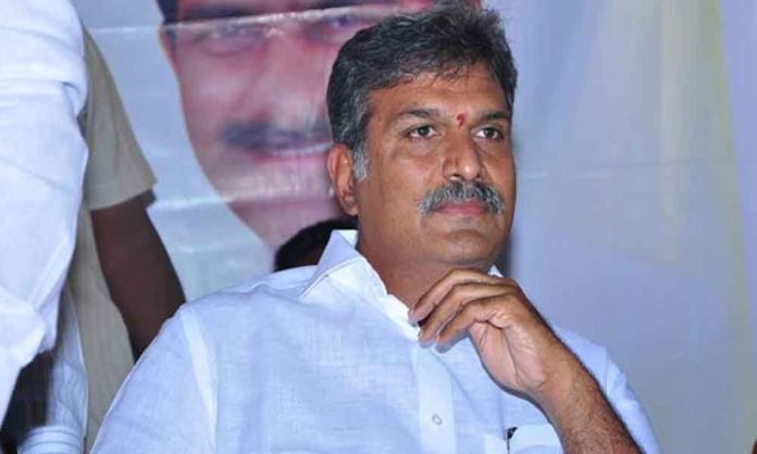 Shiv Sharma has been finalized as TDP candidate for Vijayawada 39th Division