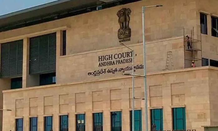 HC directed SEC to consider complaints and issues in Punganur and Macherla