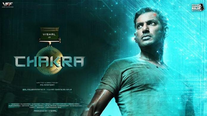 Chakra Movie Review, Live Updates