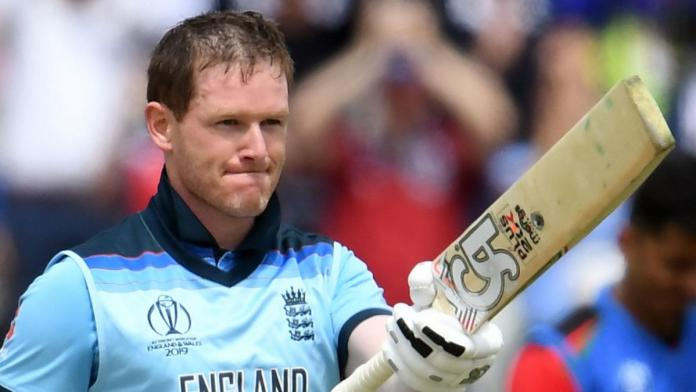 Eoin Morgan To Lead 16-member Squad For T20i Series Against India