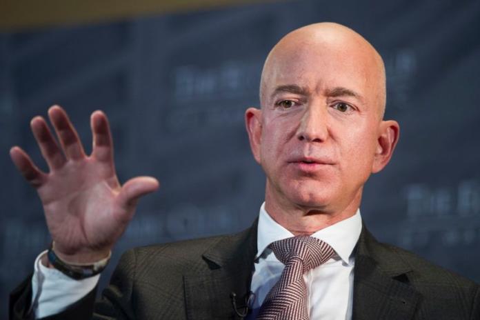 Billionaire Jeff Bezos To Step Down As Amazon Ceo