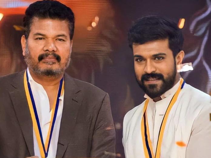 Shankar Planning A Mega Multi-starrer With Ram Charan's Rc15