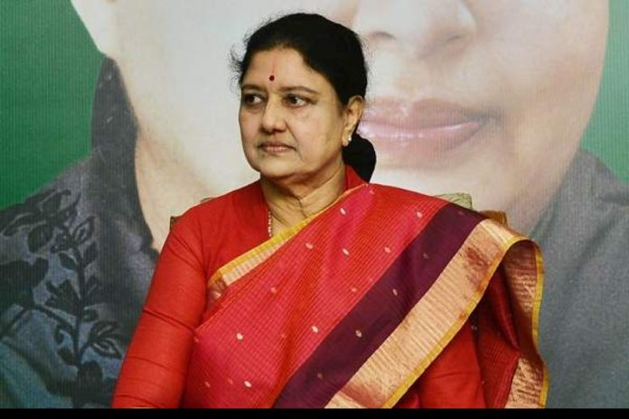 Shashikala sued over the return of her previous post in AIADMK party!!