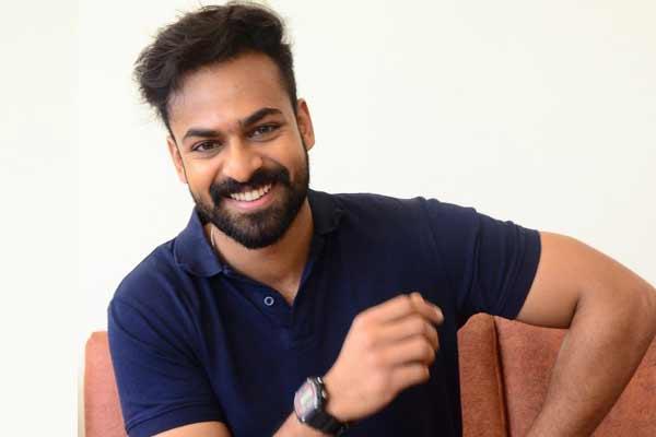 Vaisshnav Tej To Work Under Nagarjuna's Production