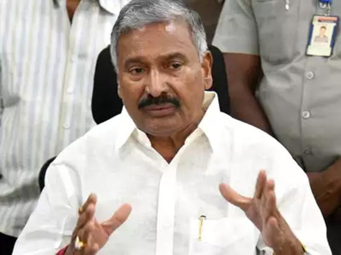 Place Peddireddy Ramachandrareddy under house arrest: AP SEC