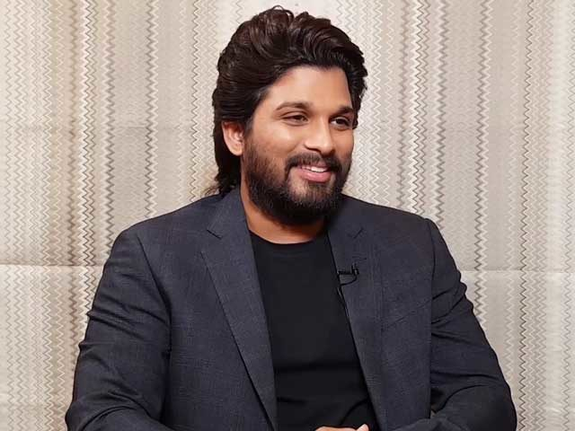 Allu Arjun Waiting For Most Eligible Bachelor's Result