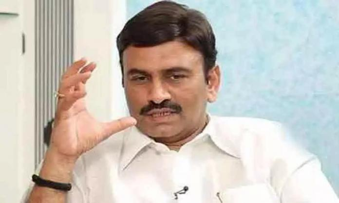 Raghurama Krishnam Raju accepted and re-challenged Peddireddy!!