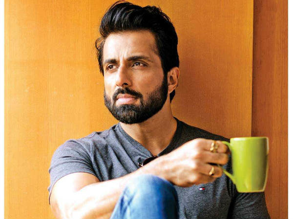 Sonu Sood has set up a cellphone tower for students