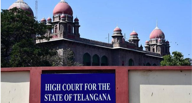 Telangana High court expressed outrage over the state government