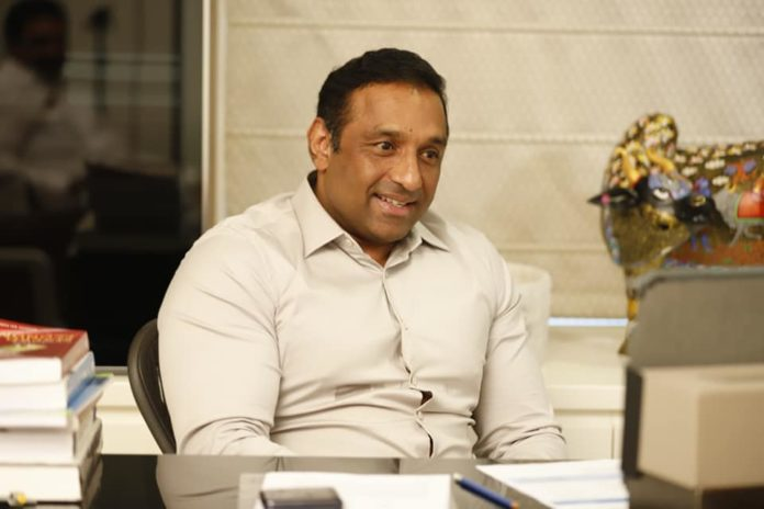 Sullurupeta MLA will get a ministerial post if Tirupati candidate gets 1 lakh votes majority: Mekapati Gautam Reddy