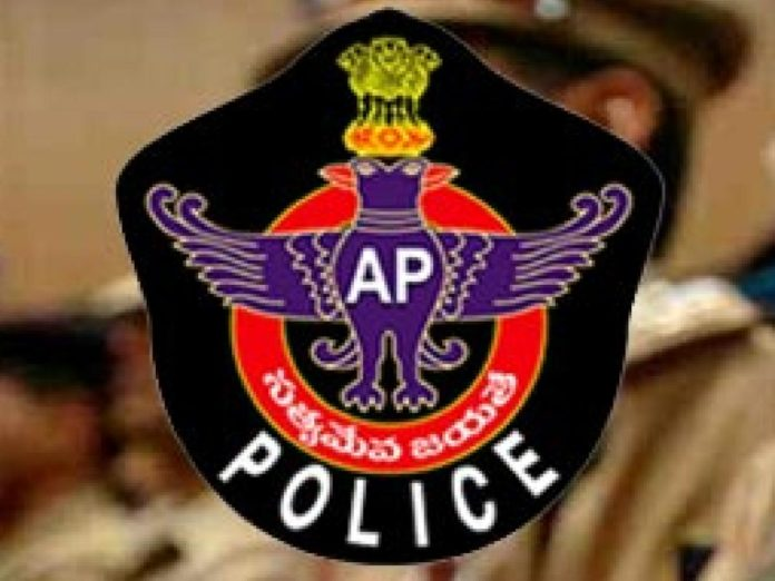 Ap Police Department's Loopholes Exposed In Front Of Media!