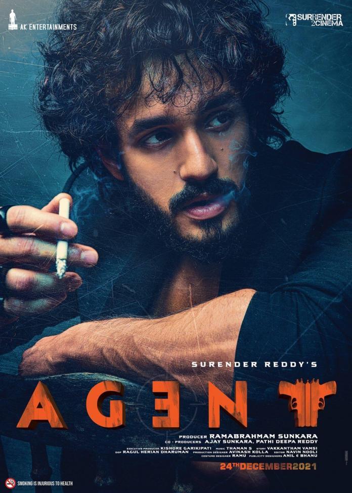 Akhil – Surender Reddy's Agent