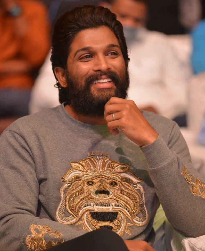 """Allu Arjun: I Am Personally Connected With """"thaggede Le"""""""